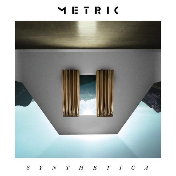 Stream: Metric, 'Synthetica'