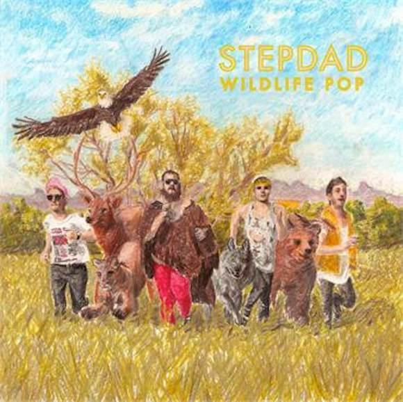 Premiere: Stepdad, 'Wildlife Pop'