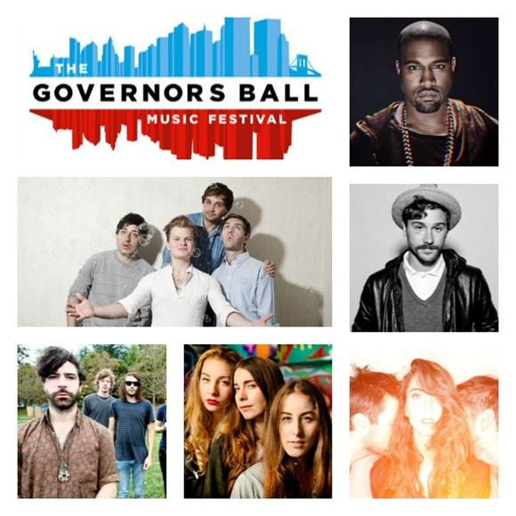 Governors Ball 2013: Who We'll Be Seeing Sunday
