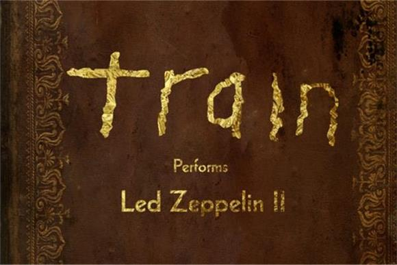 Train Shocks Us Half to Death with Their Led Zeppelin Cover Album