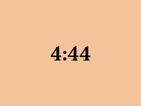 Whats The Deal With Tidal's '4:44'?