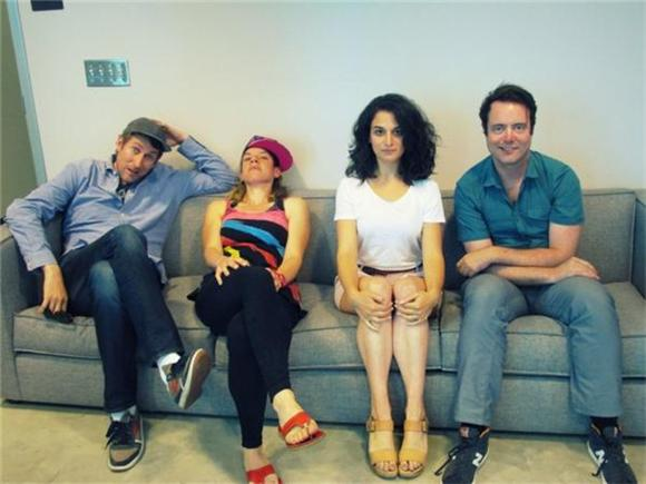 Hear tUnE-yArDs' Merrill Garbus on Comedy Bang Bang!