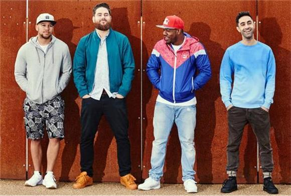 Rudimental Talk Unlikely Collaboration With Foy Vance