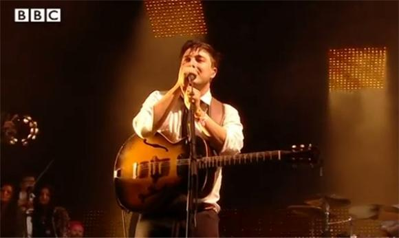 Mumford and Sons, Vampire Weekend and More Unleash Epic Beatles Cover on Glastonbury