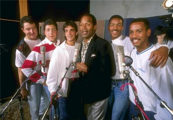 Remember When the 1990 US Soccer Team Made a Rap Video with OJ Simpson?