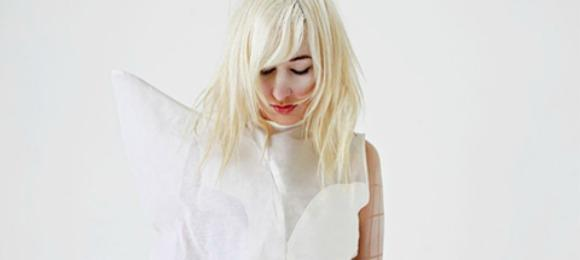 New Music Video: Zola Jesus Uses Too Much Wite-Out