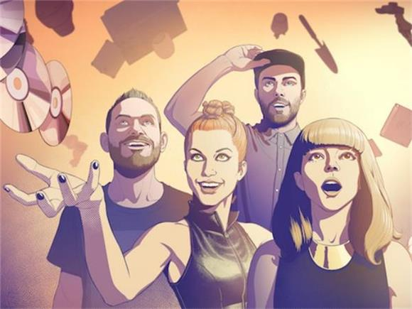 WATCH: CHVRCHES New Animated Video for