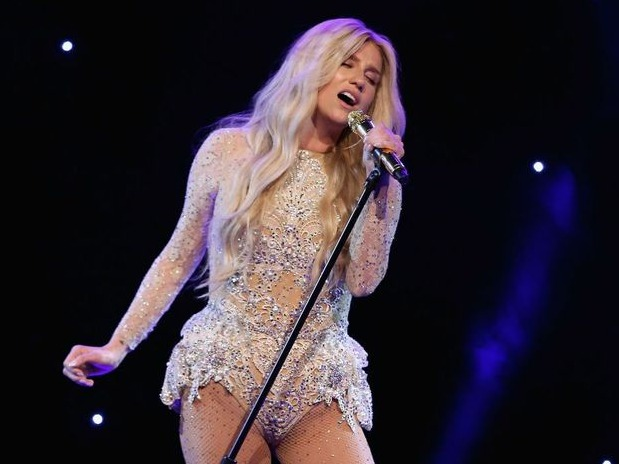 Kesha Is Proud To Be A 'Woman'