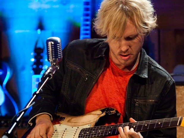 Back To Blue And Black: Kenny Wayne Shepherd Lays It All Down