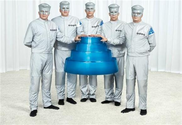 Now Playing: Devo Deliver All The Hits