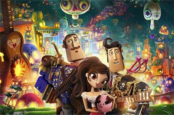 'The Book Of Life' Trailer Boasts Mariachi Radiohead Remix