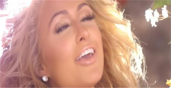 A Look at Paris Hilton's Perpetual Sneeze-Face in 'Come Alive'