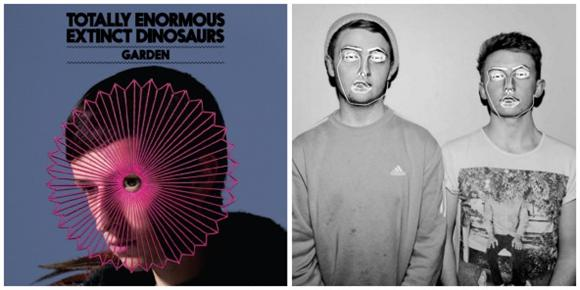 Totally Enormous Extinct Dinosaurs Remixes Disclosure