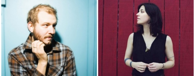Justin Vernon and Sharon Van Etten's Voices Entwine Onstage