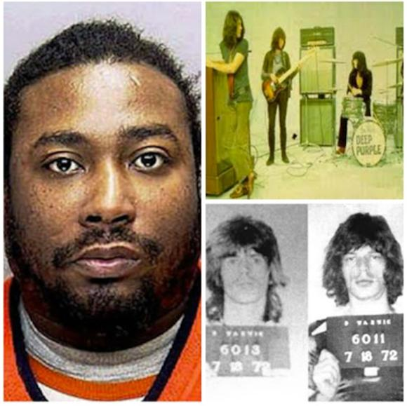 Today In Music History: Rolling Stones and ODB Arrested and Deep Purple Splits