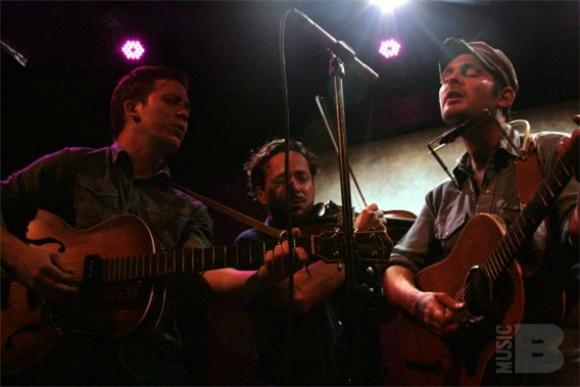 Out and About: Gregory Alan Isakov at Bowery Ballroom