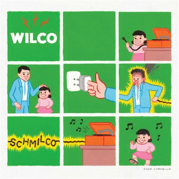 TRACK REVIEW: 'If I Ever Was A Child' by Wilco