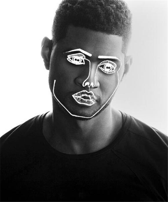 Disclosure Hints at Collaboration with Usher