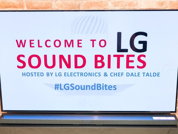 LG Electronics and Chef Dale Talde Expand Their Creativity For A Special Experience