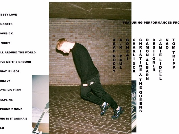 SONG OF THE DAY: 'NOTHING ELSE!' by Mura Masa ft. Jamie Lidell
