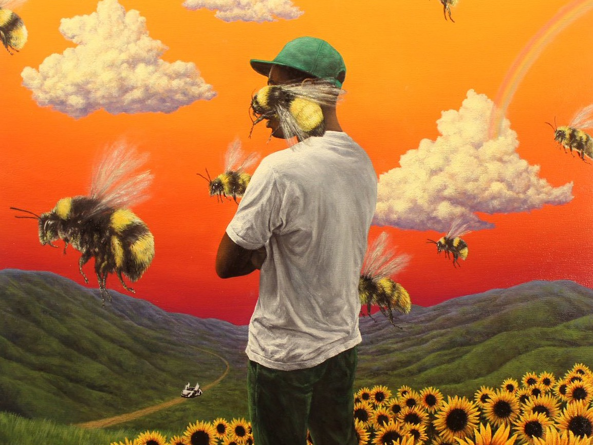 'Flower Boy' Manifests a Refined Tyler, The Creator