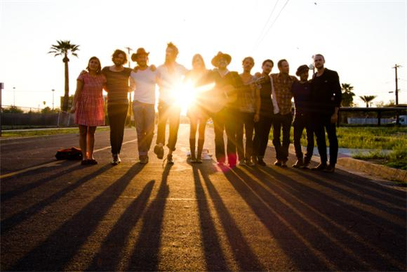 Win Tickets to Edward Sharpe and the Magnetic Zeros Secret NYC Concert