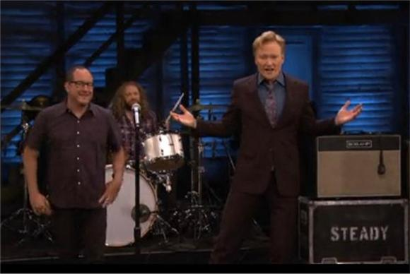 Watch The Hold Steady Live On Conan