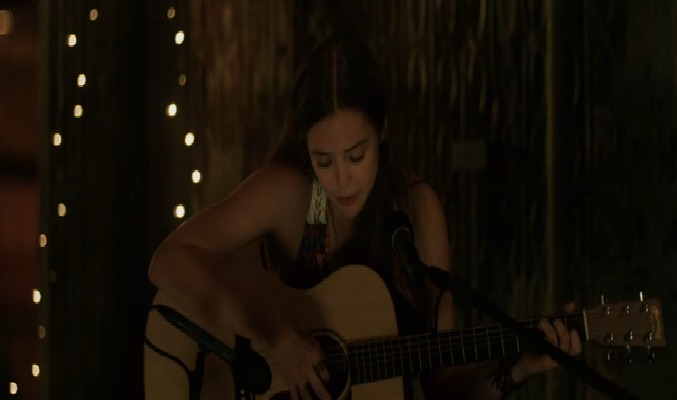 Watch: Elizabeth Olsen Cover Rilo Kiley's 'Go Ahead'