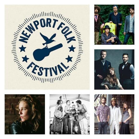 Previews and Playlists For Your Newport Folk Fix