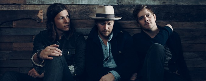 Premiere: NEEDTOBREATHE's Studio Roller