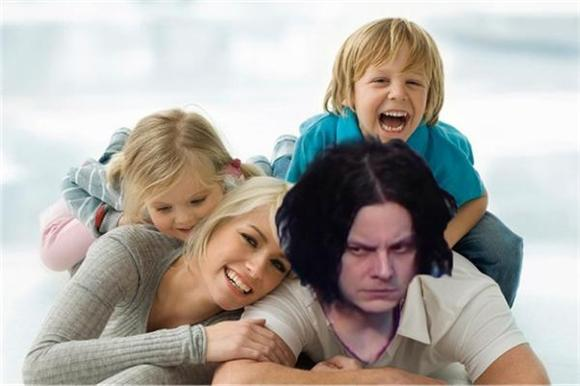 7 Brilliant Sad Jack Whites
