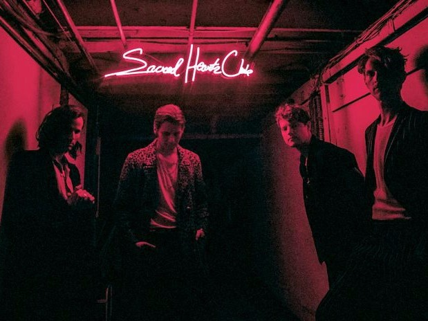Foster the People is Confused On 'Sacred Hearts Club'