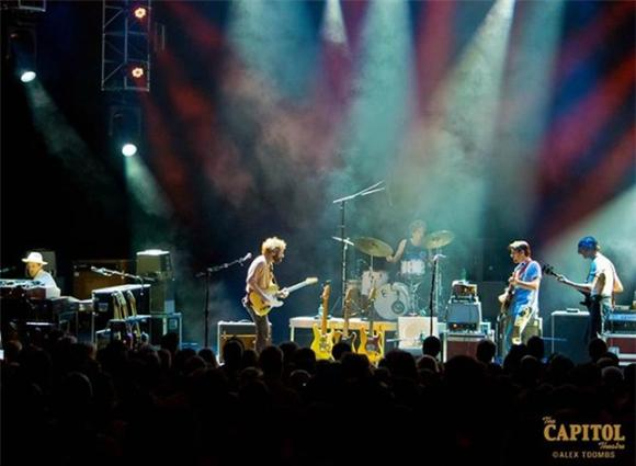 Out And About: Dawes at Capitol Theater