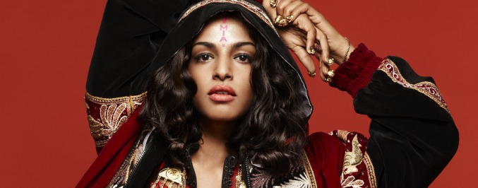 Listen: M.I.A.'s Golden New Track