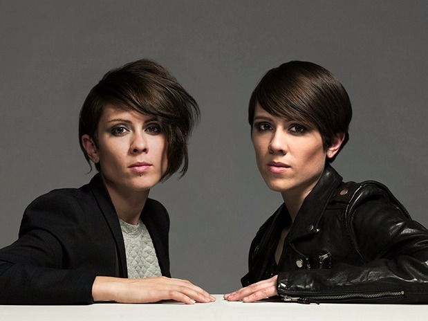Tegan and Sara Announce 'The Con X: Covers'