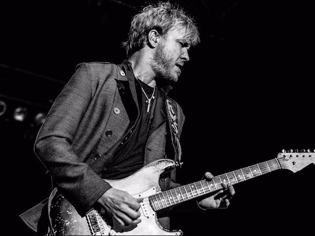 SONG OF THE DAY: 'Diamonds & Gold' by Kenny Wayne Shepherd