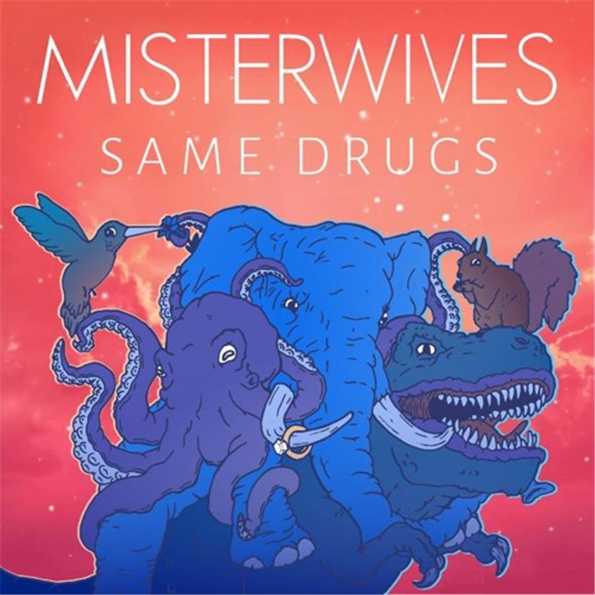 Misterwives Release a Stellar Cover of Chance The Rapper's 'Same Drugs'