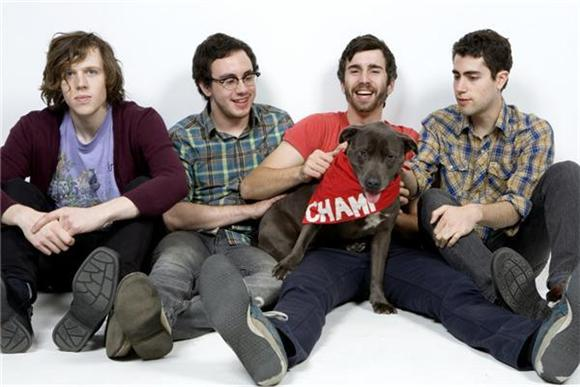 now playing: tokyo police club