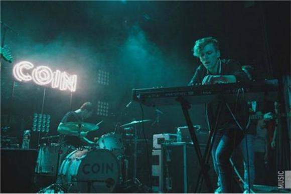 COIN and Neon Trees Dazzle at Irving Plaza