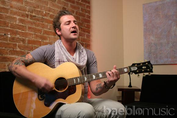 the facebook hookup: secondhand serenade