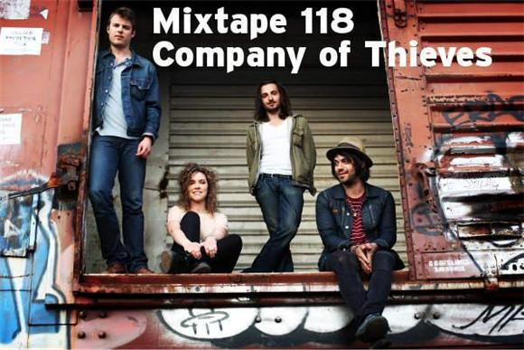 T.G.I.Mixtape 118 Curated By Company of Thieves