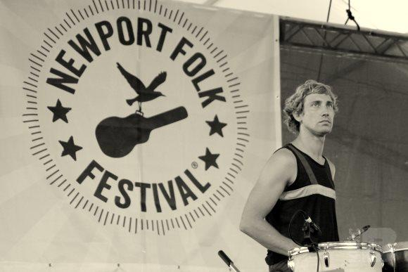 The Newport Folk Fest In Photos