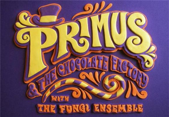 Primus Visit Wonka's Chocolate Factory With 'Pure Imagination' Cover