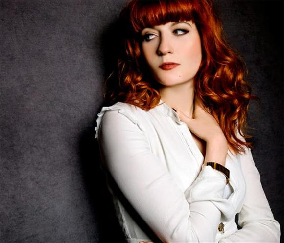 Florence and the Machine Get Dancey