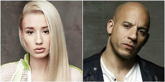 Vin Diesel Reveals Iggy Azalea's 'Fast and Furious 7' Casting