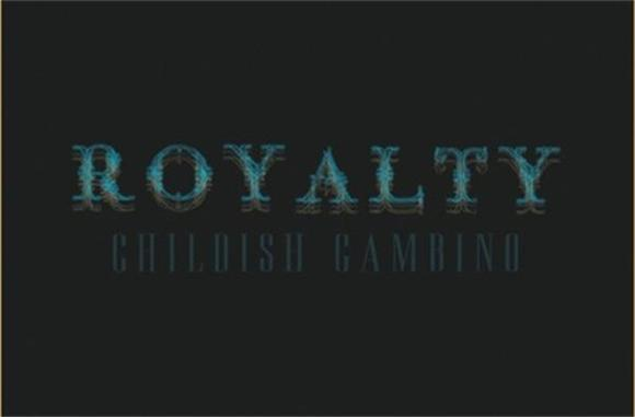 Listen To Childish Gambino's 'Royalty' Mixtape