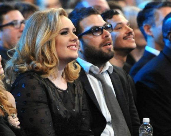 Rumor Has It Adele Will Name Her Baby...