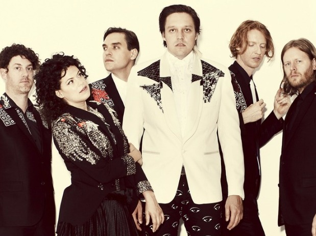 Arcade Fire Fires Back at Kendall and Kylie
