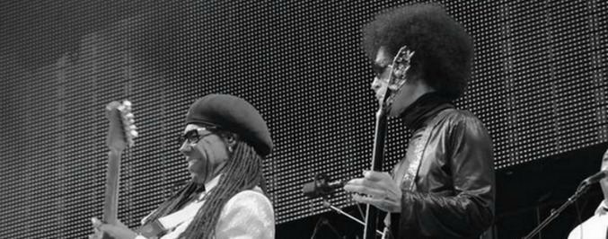 Prince and Nile Rodgers Cover David Bowie's 'Let's Dance'