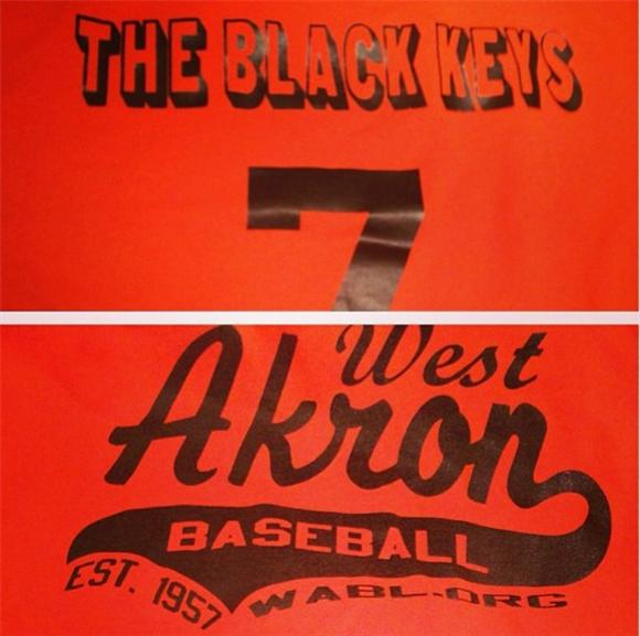 Imagine If The Black Keys Sponsored Your Little League Team